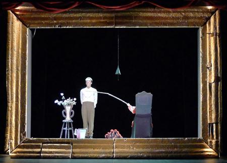 Letzte Aufführungen der Pilkentafel Flensburg: Les Yeux de Lilith, Die Augen von Lilith