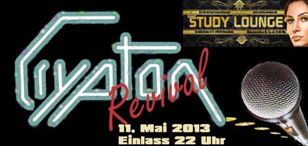 Noch etwas hin: Am 11. Mai ist wieder Crypton-Revival Party in Flensburg