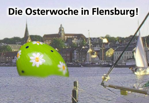 Flensburg bereitet sich auf Ostern vor – Die Ausgeh-Tipps in dieser Woche