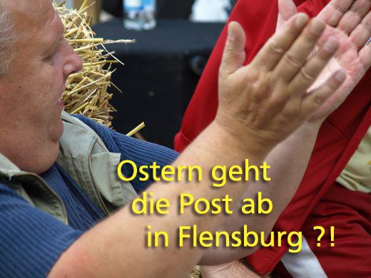 Flensburg zu Ostern 2013 – was unternehme ich