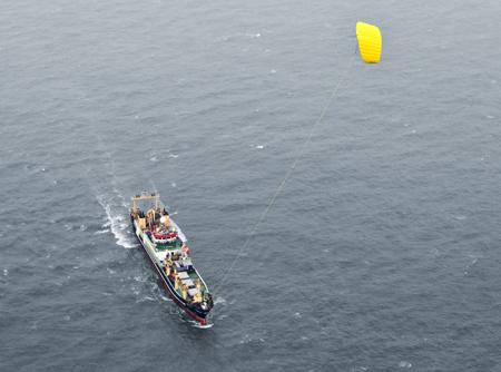 SkySails hält Vortrag an der FH Flensburg Thema Flugwindenergieanlagen- Energiegewinnung aus Höhenwind