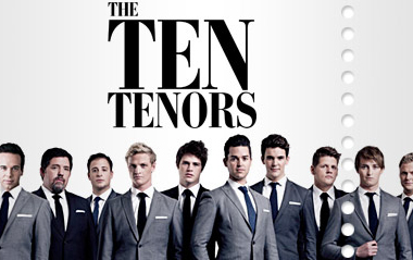 Die Show im Deutschen Haus Flensburg: The Ten Tenors