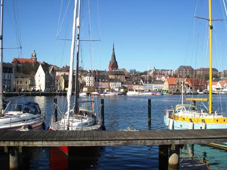 Neue Stadtführung in Flensburg – Panoramawanderung – Weit und Ausblicke vom Ostufer des Flensburg Fjord