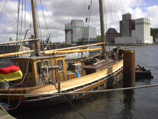 Ohne Fisch im Mund zum Fischmarkt Flensburg?