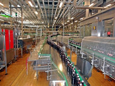 Das flenst! Besichtigung der Flensburger Brauerei