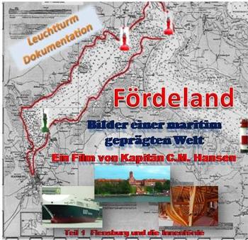 70 Minuten das echte, maritime Flensburg mit Kapitän Hansen verbringen