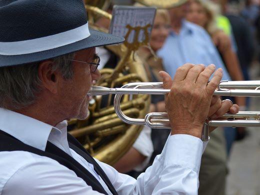 Jazz in Flensburg – Der Fischmarkt wird musikalisch