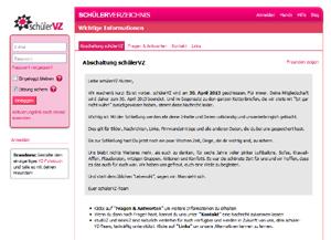 Machen dicht! SchülerVZ in Flensburg – Bist Du noch dabei?