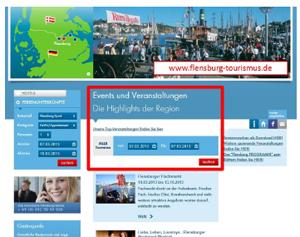 Was mache ich heute bloß! Veranstaltungskalender für Flensburg – nicht nur für Urlauber