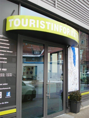 SG Flensburg-Handewitt Shop jetzt bald in der Touristinformation zu finden