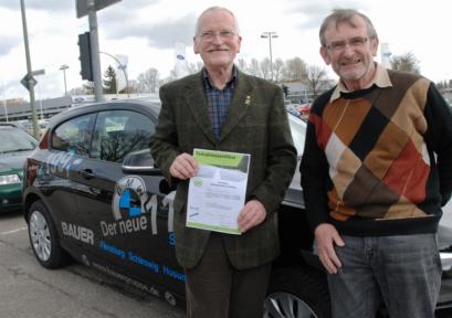 Klimapakt Flensburg unterstützt Spritspar‐Trainings