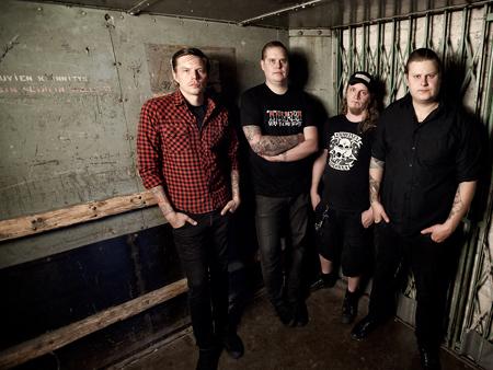 Punkrock im Volksbad Flensburg – Wasted & Hallo Kwitten
