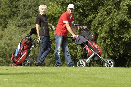 Kostenloses Golf-Anfänger Turnier auf dem Golfplatz Stenerberg
