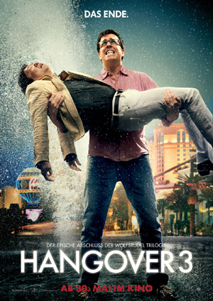 Das Ende naht mit großen Schritten: HANGOVER 3 ab Ende Mai auch in Flensburg im Kino