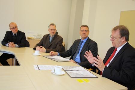 FH Flensburg arbeitet nun mit der dänischer Gesundheitswirtschaft zusammen