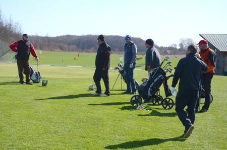 Golfsport in Flensburg –  Mannschaften des Golfclub Stenerberg mit einem guten Saisonstart