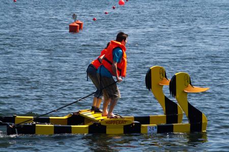 FH Flensburg – Mit dem Tretboot zur Waterbike Regatta in Kroatien