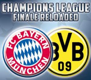 Dortmund – Bayern – Champions League Finale in der Flens Arena