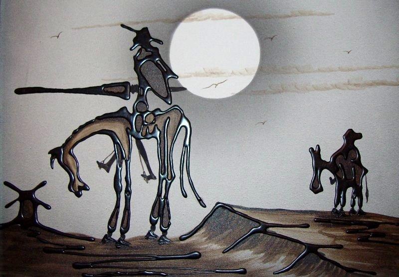 Premiere von Don Quichote am Landestheater Flensburg