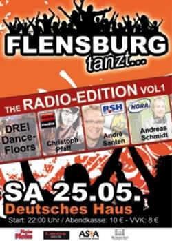 Die sich den Wolf tanzen! Flensburg tanzt… die Party im Deutschen Haus