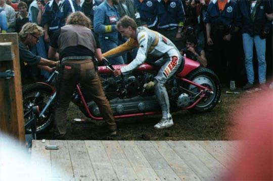 25 Jahre Werner-Rennen – wer holt das legendäre Event nach Flensburg? – Fotos aus 1988
