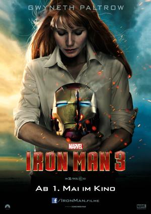 Iron Man 3 knackt die Kinocharts – läuft jetzt im UCI Flensburg