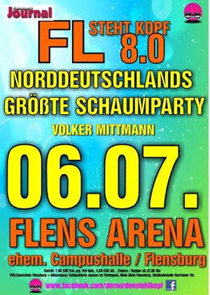 Flensburg steht Kopf 8.0 – zusammen mit Volker Mittmann