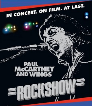 Paul McCartney & Wings mit der Rockshow in Flensburg zu sehen