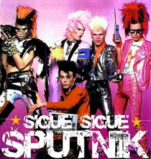 Buntes im Roxy Concerts Flensburg – Sigue Sigue Sputnik