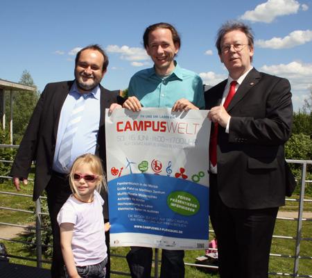 CampusWelt 2013 der Uni und FH Flensburg – Das Programm