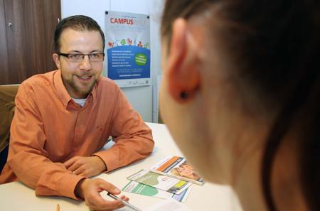 Verstärkung für die Studienberatung der FH Flensburg