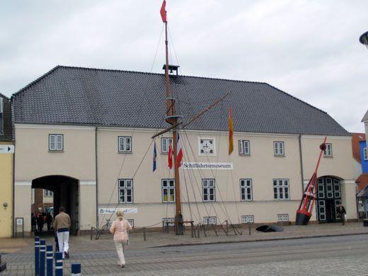 Äquatortaufe im Schifffahrtsmuseum – Spaß für Urlauber und Flensburger