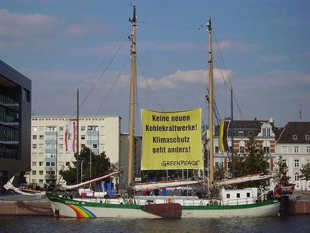 Beluga 2 startet in Flensburg zur großen Arktis-Infotour durch die Ostsee