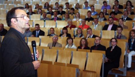 Absolventenfeier der Fachhochschule Flensburg eröffnet CampusWelt