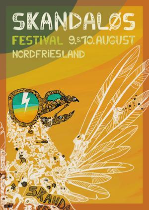 SKANDALØS  FESTIVAL 2013 öffnet zum zweiten Mal die Tore für Musik- und Kunstliebhaber