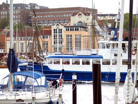 Panoramawanderung in Flensburg: Weit & Ausblicke vom Ostufer des Flensburg Fjord