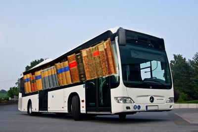 Flensburg – der Bücherbus kommt wieder