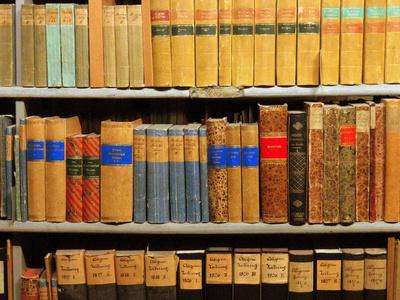 Der Ferienleseclub in der Stadtbibliothek Flensburg