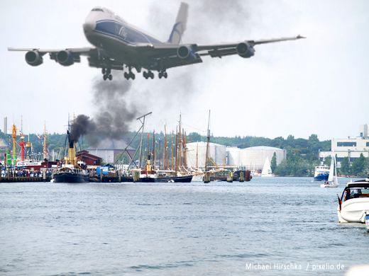 Man macht sich Gedanken um einen Internationalen Flughafen in Flensburg