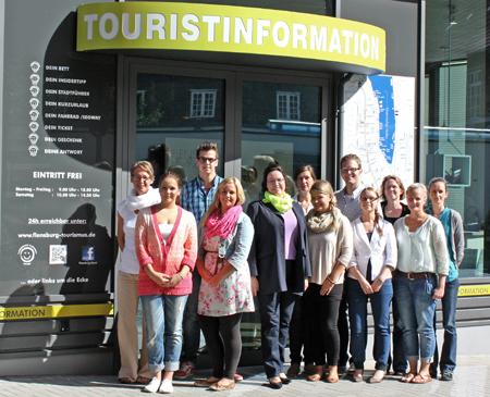 Weibliches Führungsduo leitet jetzt die Geschicke der Flensburg Fjord Tourismus GmbH