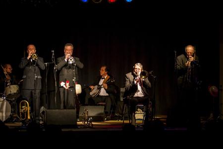 The Big Chris Barber Band live in Flensburg