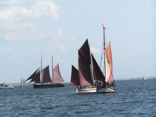 Kongelig Classic in der Flensburger Förde: 29. August – 1. September
