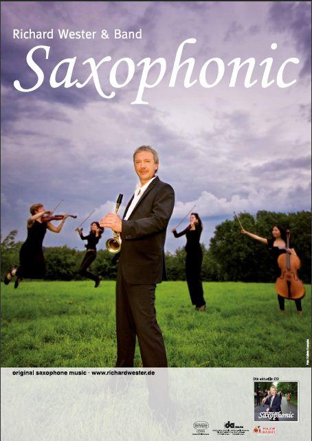 2 Tage Spitzenmusik: Richard Wester Saxophonic
