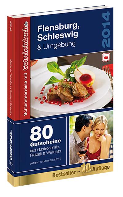 Fein essen gehen mit Flensburg-Szene – Gewinne ein Gutscheinbuch