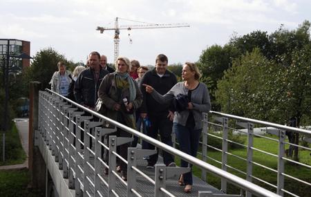 Erster Info-Tag an der FH Flensburg mit 150 Eltern sehr gut besucht