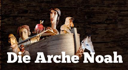 Ungewöhnlicher Besuch im Flensburger Historischen Hafen: Arche Noah, die schwimmende Bibel