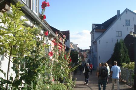 """Stadtführung zum """"Sparpreis"""" vor dem Sonntags-Shopping in Flensburg"""