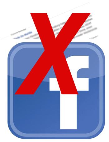 Warum verschwinden bei Facebook spurlos Beiträge?