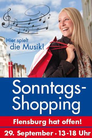 29. September – Verkaufsoffener Sonntag in Flensburg mit vielen Schnäppchen