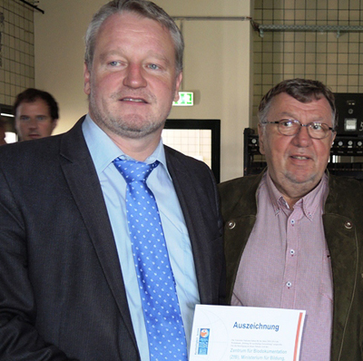 UNESCO zeichnet saarländisches Nachhaltigkeitsprojekt aus, das an der Universität Flensburg entwickelt wurde